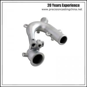 Aluminium Alloy Gravity Casting Engine Manifold