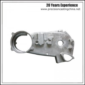Aluminium Alloy Gravity Casting Motorcycle Parts Engine Components