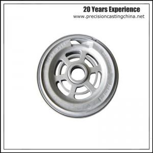 Aluminium Die Casting Auto Parts Engine Cover