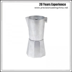 Aluminium die casting coffee boiler spare parts coffee making machine