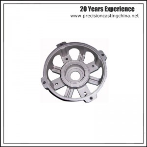 Aluminium Gravity Casting Cooling Systems Components