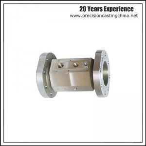 Aluminium Gravity Casting Valve Housing