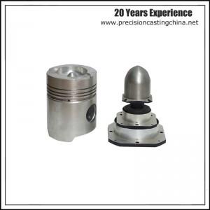 Aluminium High Pressure Die Casting Piston Engine Components