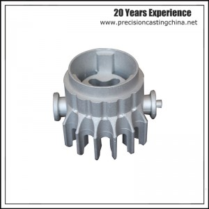 Aluminium Pump Housing Body Die Castings