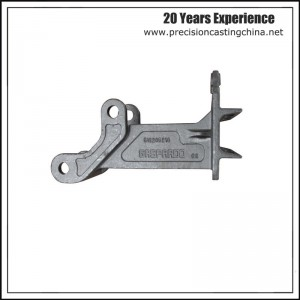 Alloy Casting Precision Casting Parts Cast Steel Foundry