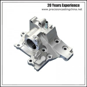 Aluminium Train Parts Die Castings