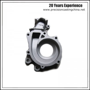 Aluminium Water Pump Housing Body Die Castings