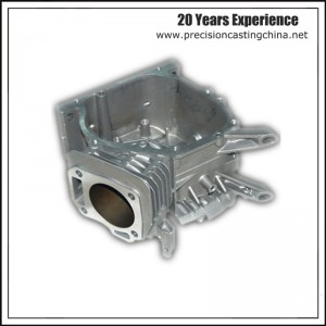 Aluminum alloy Governor cylinder die casting die casting auto parts