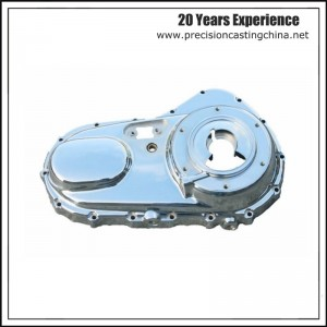Aluminum Alloy Pressure Casting Motorcycle Parts Cylinder Cover