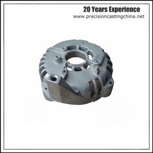 Aluminum Die Casting Motor Shell