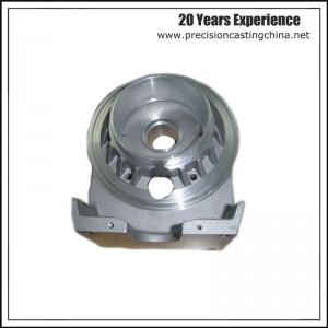 Aluminium Gravity Casting Cylinder Part
