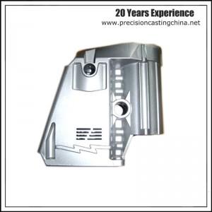 Aluminium Pressure Die Casting Drilling Machine Enclosure