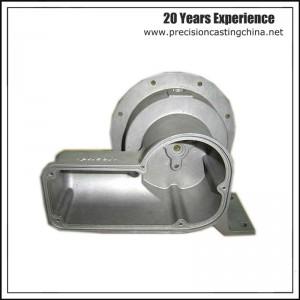 Aluminium Pressure Die Casting Parts Gear Housing