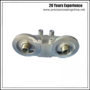 Aluminum Gravity Casting Parts Water Pump Spare Parts Components