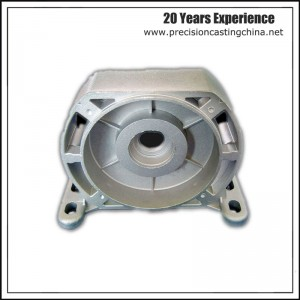 Custom made casting aluminum engine cover