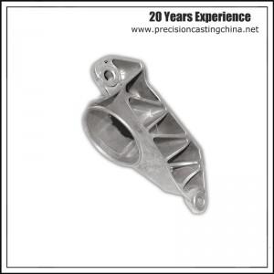 Custom made casting aluminum truck intercooler
