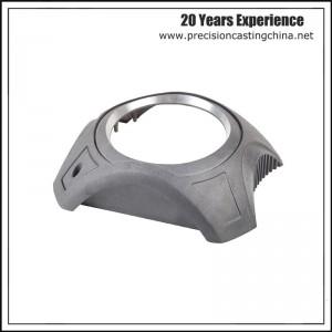 Custom made die casting aluminum cap
