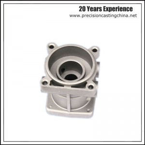 Gasoline Engine Cylinder Block Automobile Parts