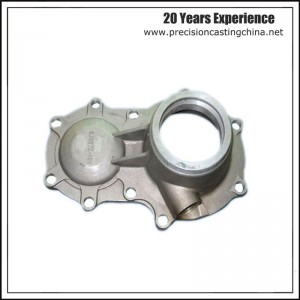 Gear Box End Cover Aluminium Die Casting Parts