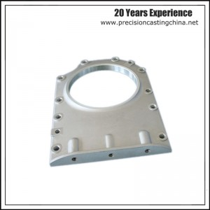 Rear Oil Seal Cylinder Housing Aluminum Die Casting