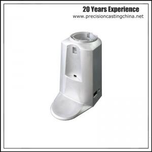 Die Cast Aluminum Alloy Appliances Parts Water Pump Spare Parts Components