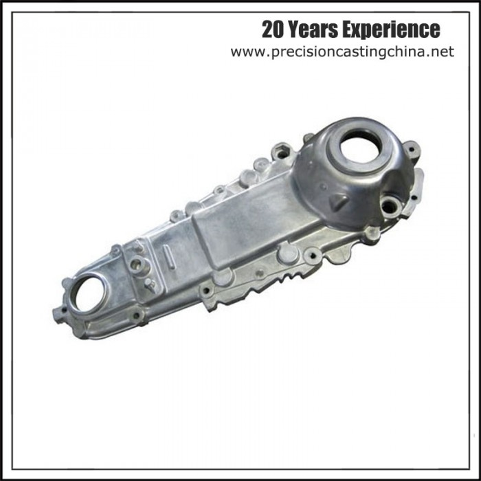 Die Casting Agricultural Machinery Parts Regulator Housing