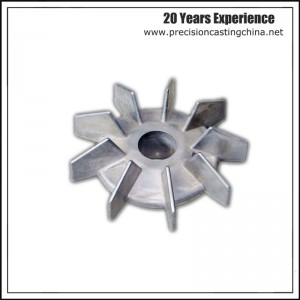 Die Casting Electric Impeller