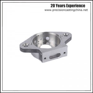 Alloy Steel Carbon Steel CNC Precision Machining With Zinc Plating