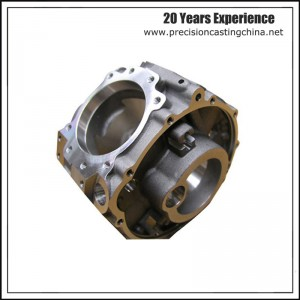 CNC Machined Casting Aluminum Aftermarket Parts Generator Crankcase