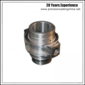 CNC Machined-Hub Stainless  Precoated Sand Casting Steel