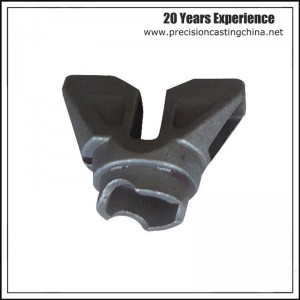 Carbon Steel Waterglass Casting Mining Mechanical Parts