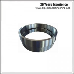 Machined Mining Machinery Casting Parts Resin Coated Sand Casting Carbon Steel