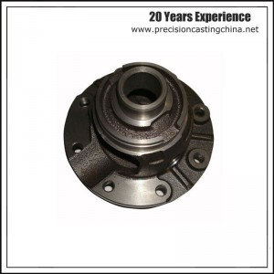 Machined Parts Precision Casting Malleable Iron Truck Parts