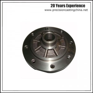 Machined Parts Precision Casting Mild Steel Auto Spare Parts