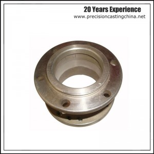 Machined Parts Spherical Graphite Cast Iron Lost Foam Casting Process Agricultural Machinery Parts