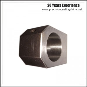 Machined Parts Stainless Steel Precision Casting Train Parts