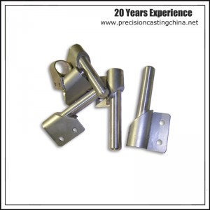Machined Stainless Steel Hinges Investment Casting