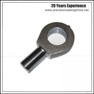Machined Stainless Steel Hooks Ship Parts