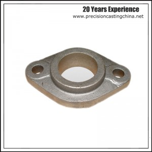 Construction Machine Parts Malleable Iron Investment Casting
