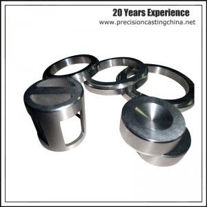 Machined Stainless Steel Resin-bonded Sand Casting