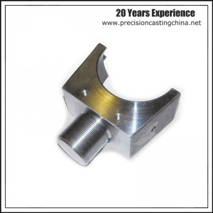 Machined Stainless Steel Vessel Components