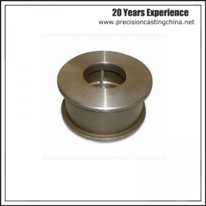 Machining Check Valve with Investment Casting Process Made of Stainless Steel ISO Certified