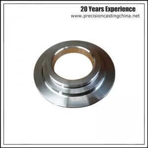 Machining Forged Parts Stainless Steel Lost Foam Casting Process