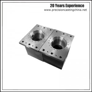 Machining Stainless Steel Casting Moulds