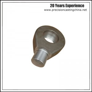 Malleable Iron Marine Part Waterglass Casting with Machining