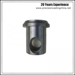 Metal Part Machining Malleable Iron Investment Casting