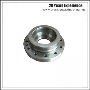 OEM Forging Flange with Machining