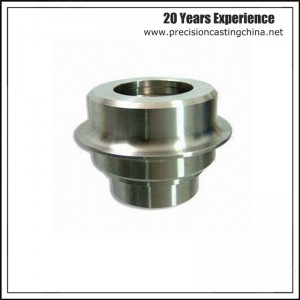 OEM Steel Investment Casting Parts With Heat Treatment And CMM Checking Components