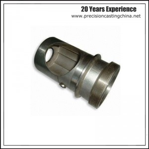 Ray  Ductile Iron And Aluminum CNC Machined Precision Investment Casting Components