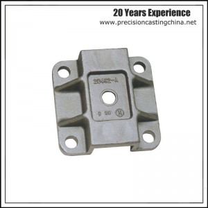 Mild Steel Auto & Motor Casting Parts Lost Foam Casting Process Cylinder Cover